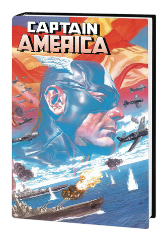 CAPTAIN AMERICA BY TA-NEHISI COATES HC VOL 01
