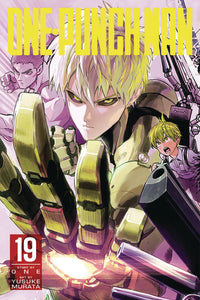 ONE PUNCH MAN GN VOL 19 (C: 1-1-2)