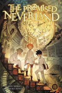 PROMISED NEVERLAND GN VOL 13 (C: 1-0-1)