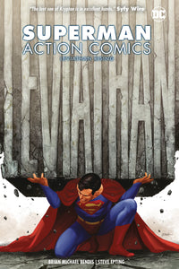 SUPERMAN ACTION COMICS TP VOL 02 LEVIATHAN RISING