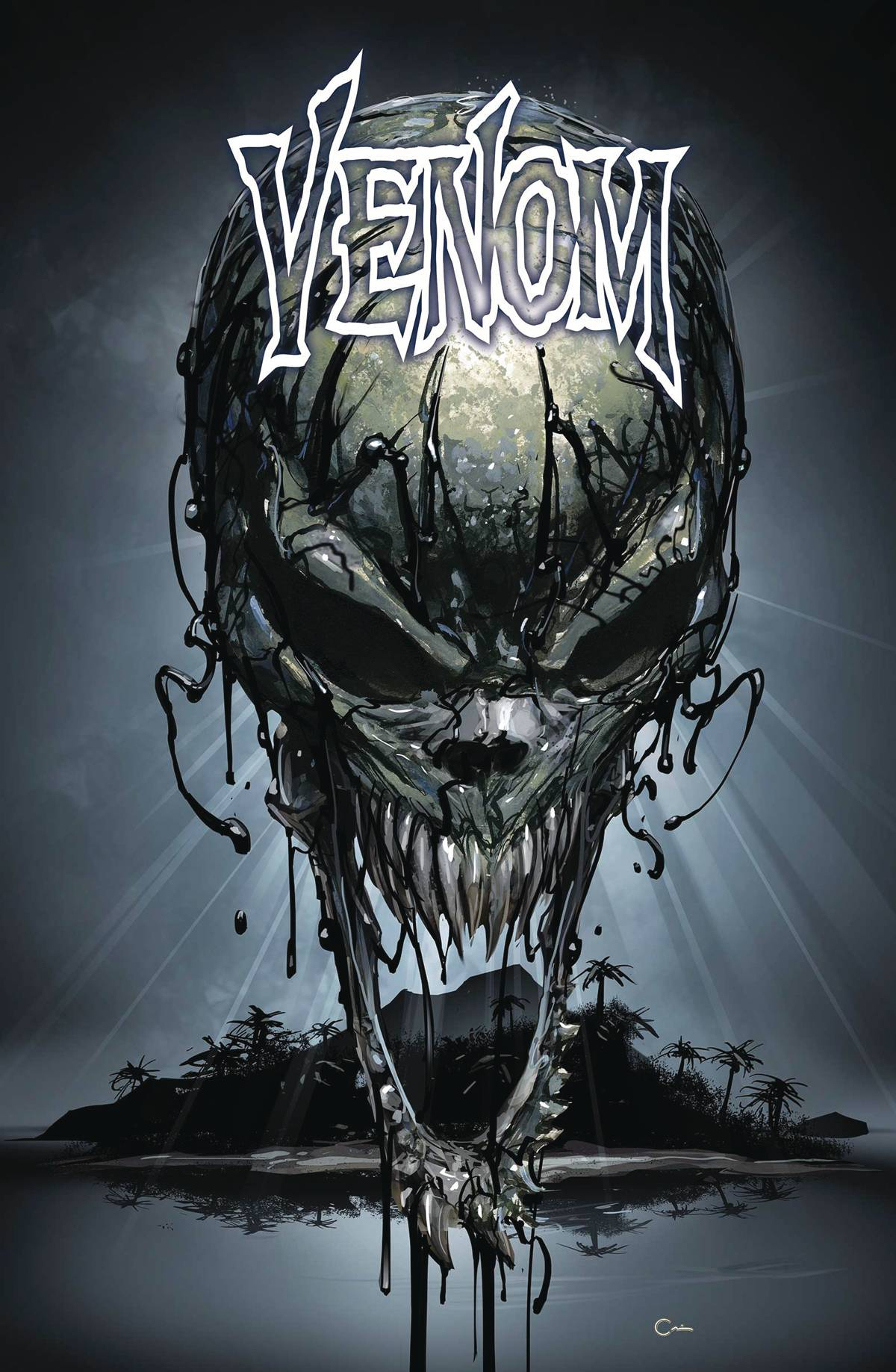 VENOM BY DONNY CATES TP VOL 04 VENOM ISLAND
