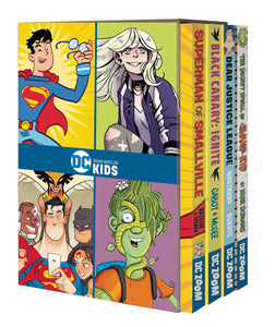 DC GRAPHIC NOVELS FOR KIDS BOX SET