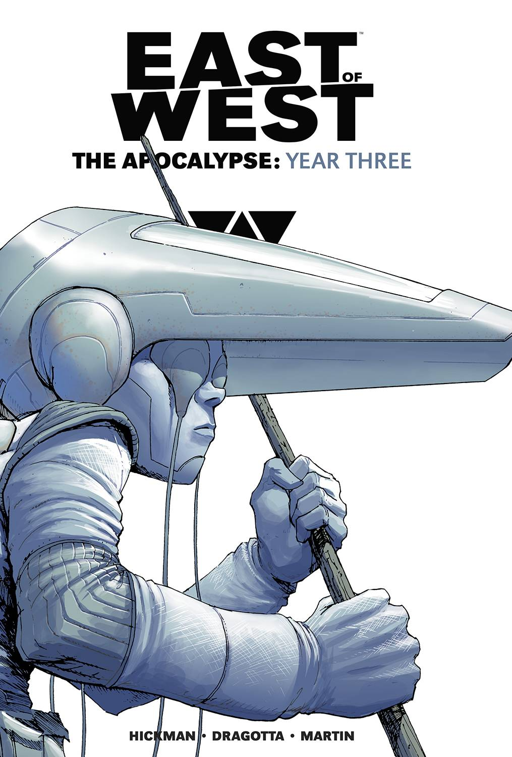 EAST OF WEST THE APOCALYPSE YEAR THREE HC (MR)