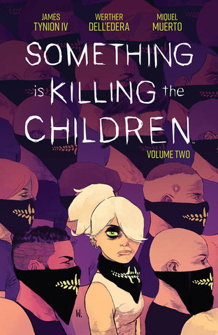 SOMETHING IS KILLING CHILDREN TP VOL 02 (C: 0-1-2)