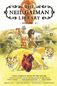 NEIL GAIMAN LIBRARY EDITION HC VOL 02 (C: 1-1-2)