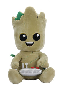 PHUNNY MARVEL GROOT W/BUTTON HUGME 16IN PLUSH (C: 1-1-2)
