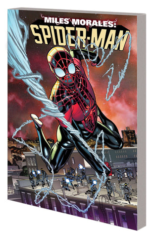 MILES MORALES TP VOL 04 ULTIMATUM