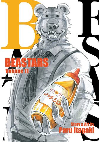 BEASTARS GN VOL 11 (MR)