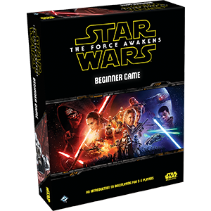 Star Wars Roleplaying: The Force Awakens Beginner Game