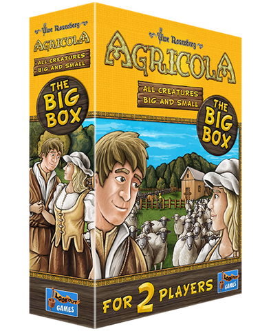 Agricola All Creatures Big and Small Big Box