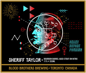 SHERIFF TAYLOR • 355 ML CAN