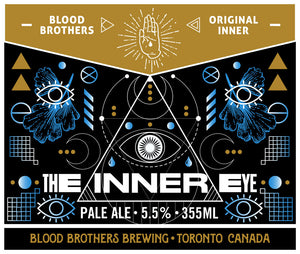 THE INNER EYE • 355 ML 4-PACK