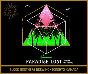 PARADISE LOST - GUAVA • 355 ML CAN