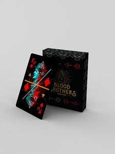 BLOOD BROTHERS PLAYING CARDS