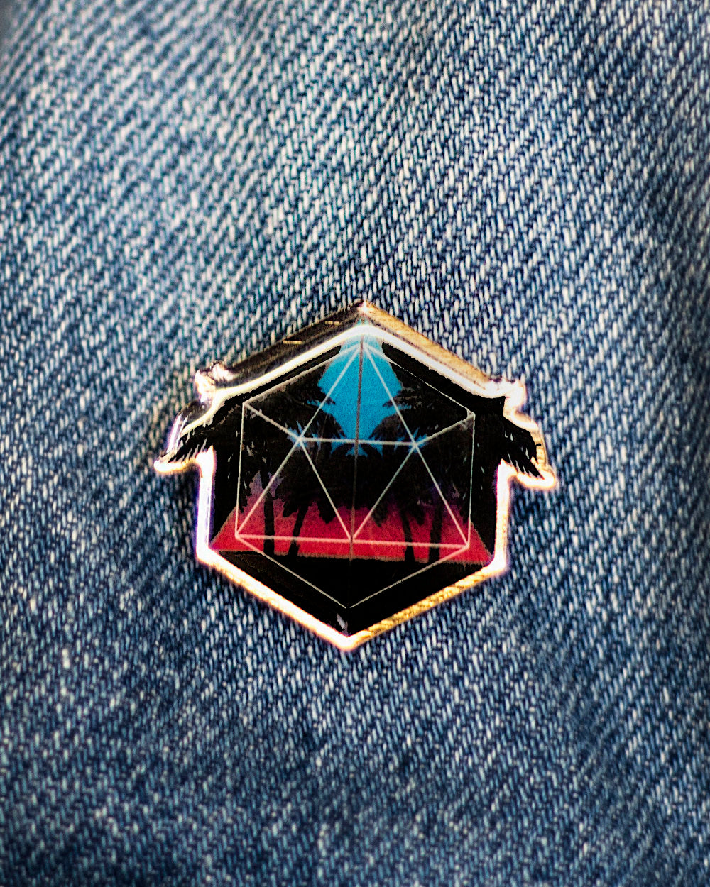 PARADISE LOST PIN