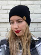 Load image into Gallery viewer, MERINO WOOL BLEND TOQUE - UNISEX
