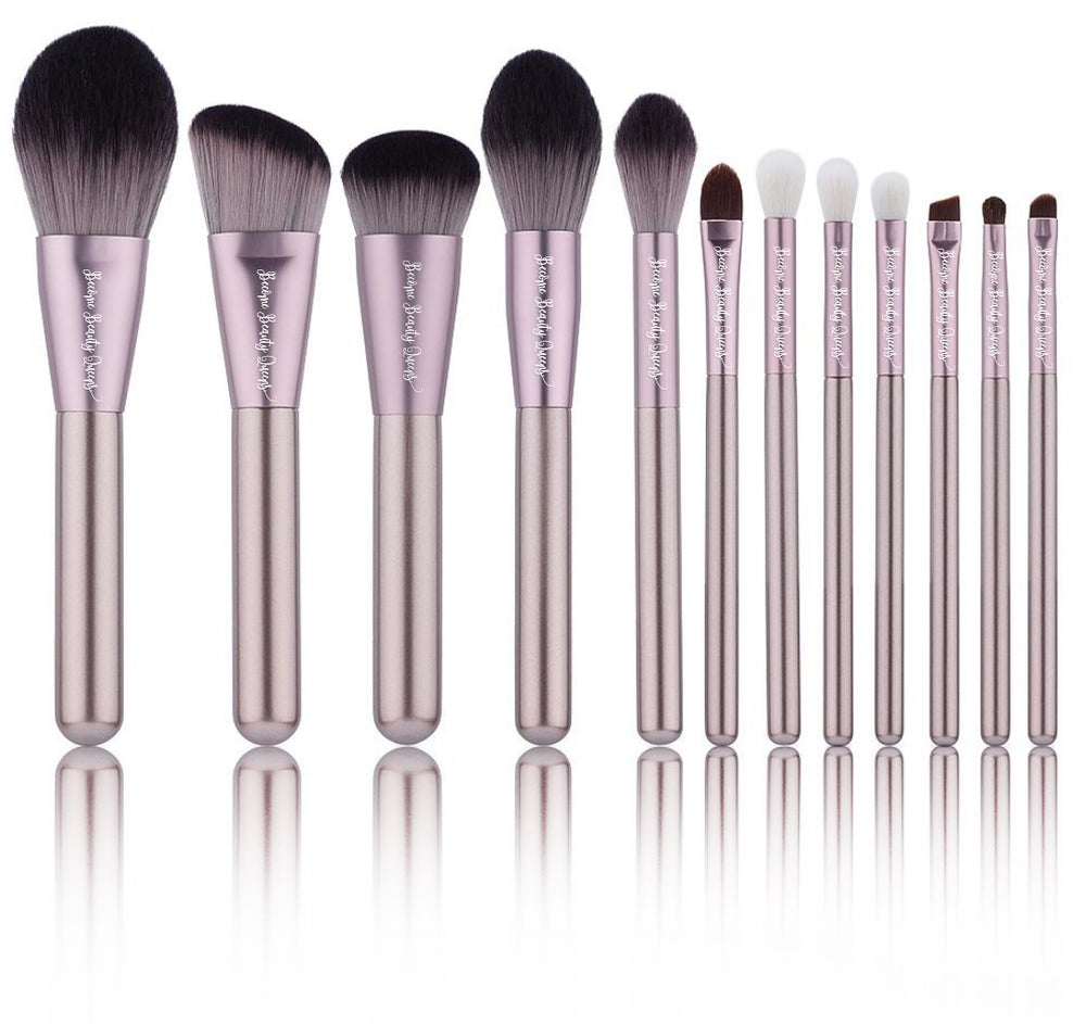 Load image into Gallery viewer, Rose Metal - 12 Piece Brush Set