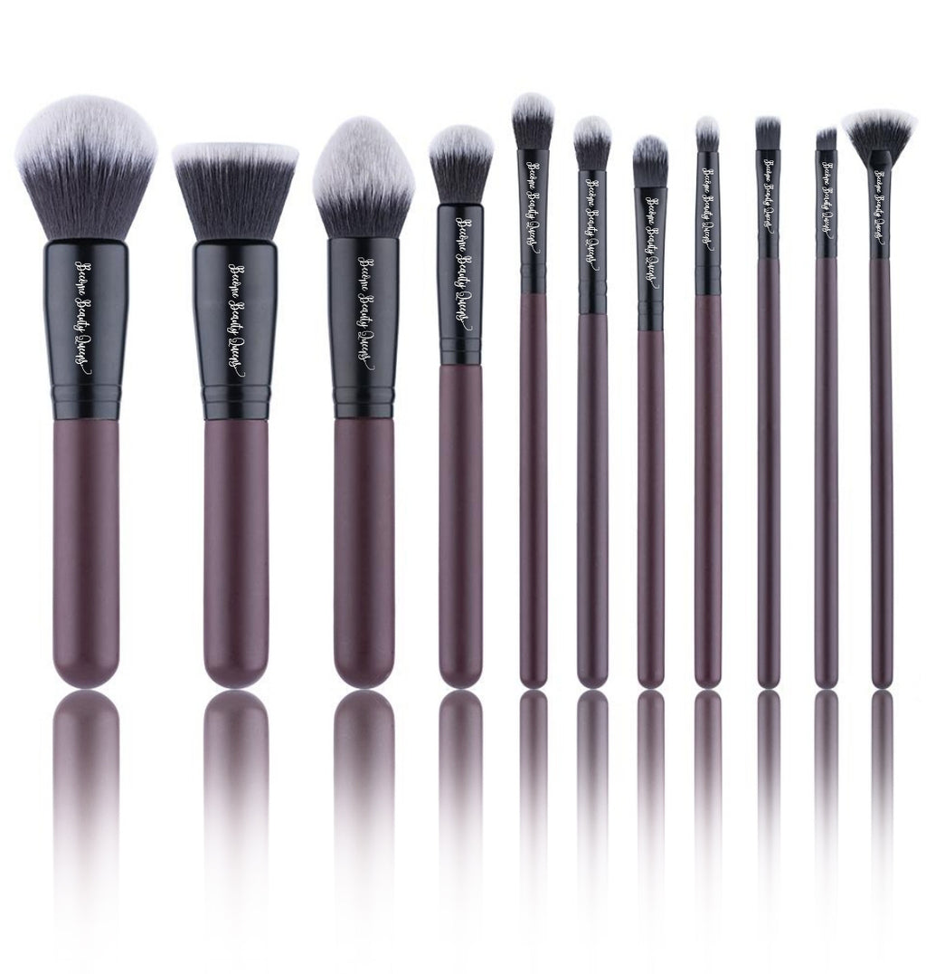 Chocoholics - 11 Piece Brush set