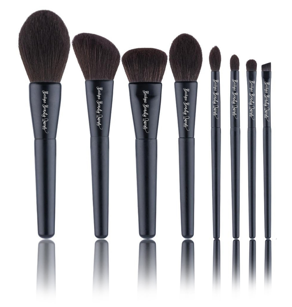 Blackout - 8 Piece Synthetic Brush Set