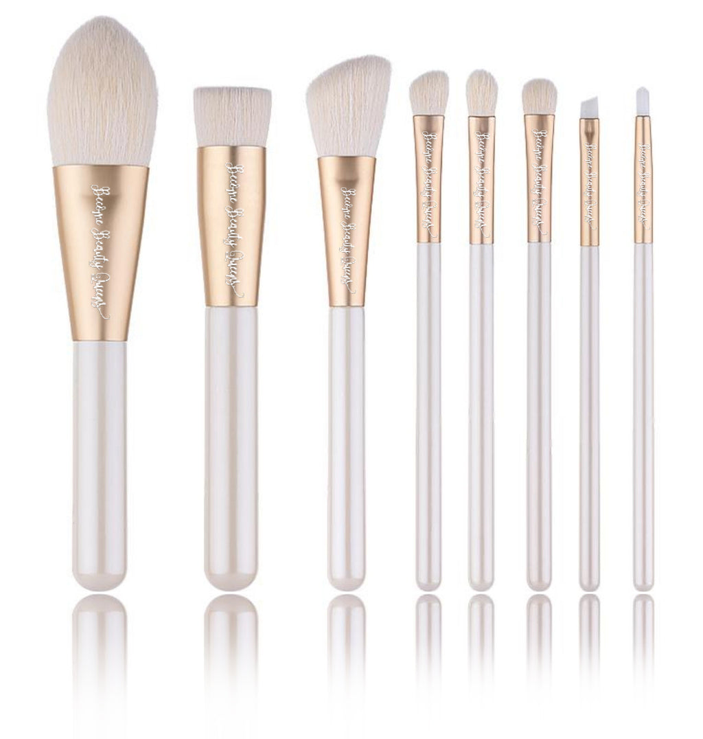Creamy Confections - 8 Piece Brush Set