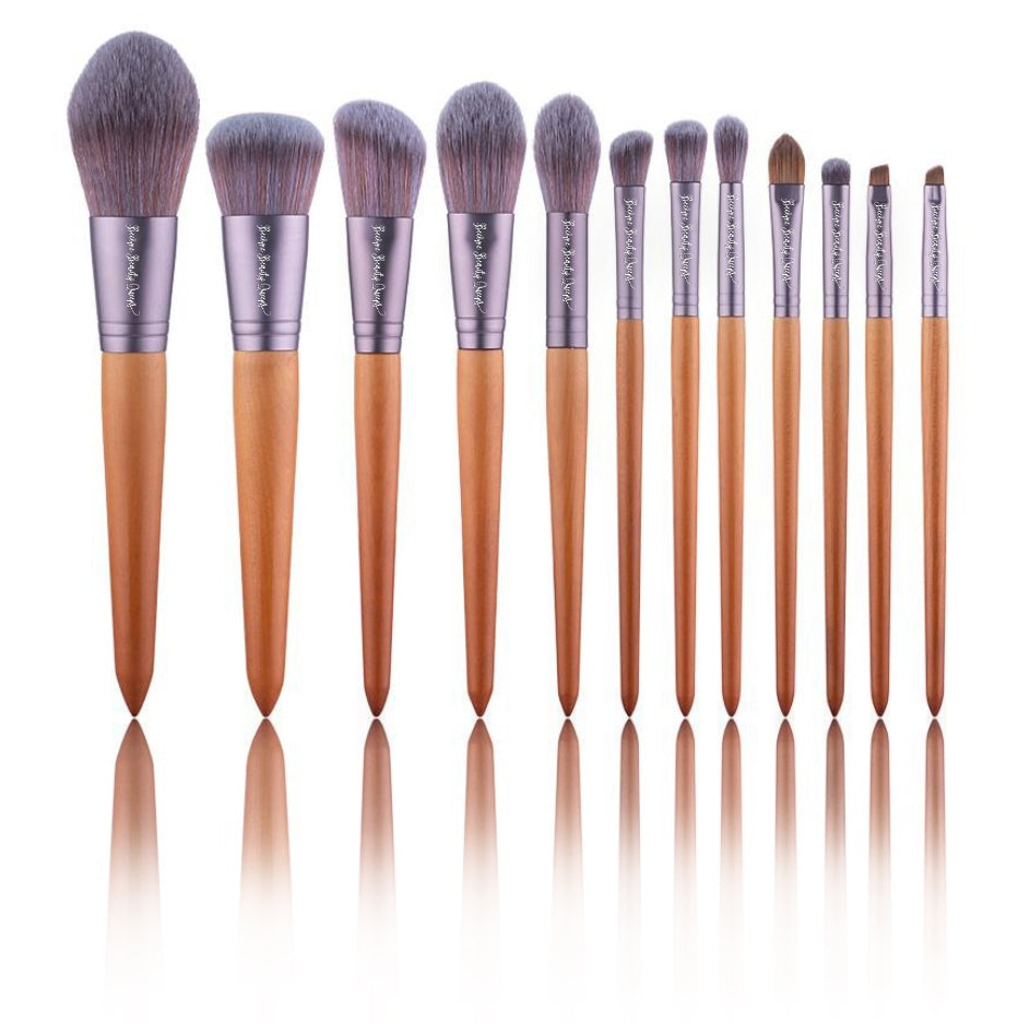 Pencil Brush Set - 12 Piece Brush Set
