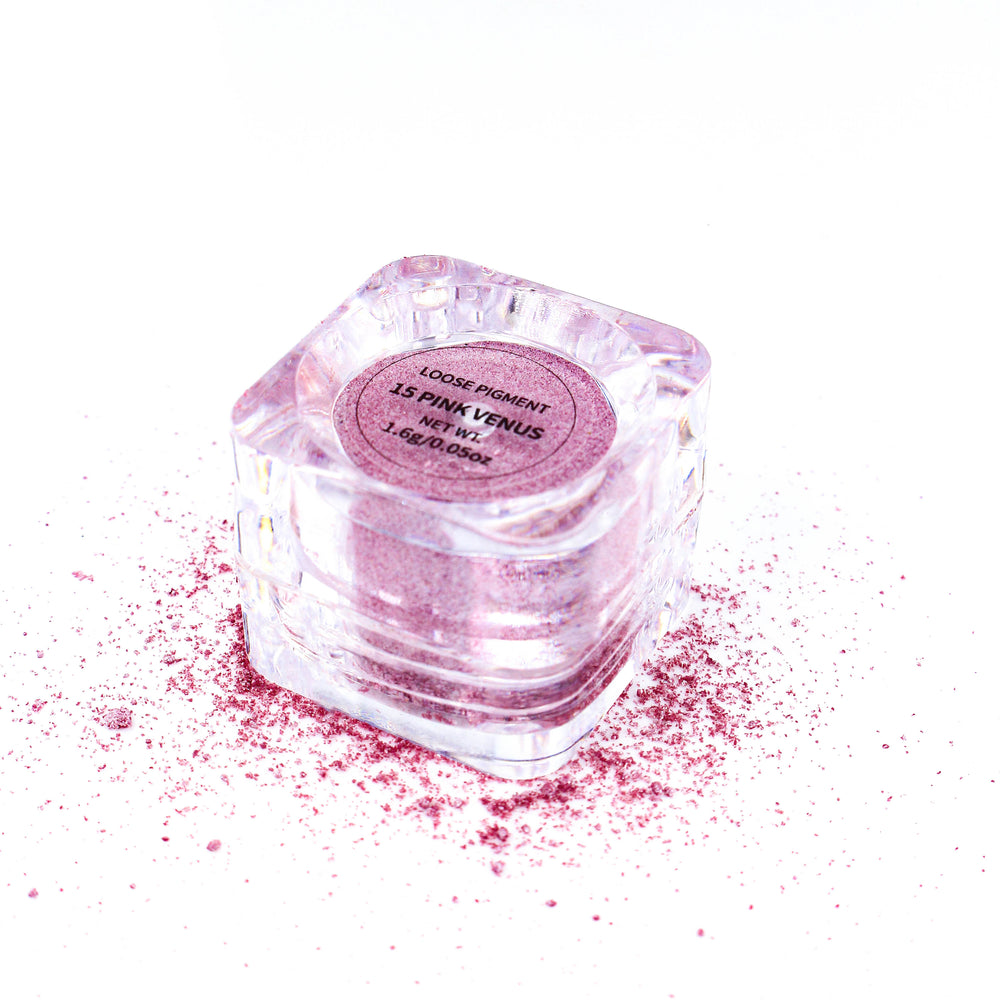 Load image into Gallery viewer, Pink Venus Loose Eyeshadow Pigments
