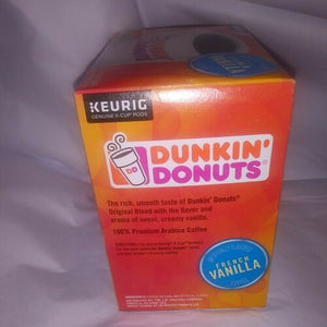 Dunkin' Donuts Decaf Coffee Keurig K-Cups 16 Ct ( Free Shipping )