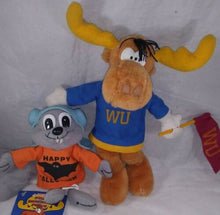 Load image into Gallery viewer, Toy Network Stuffed Plush Animal Toy Rocky and Bullwinkle WU Happy Halloween
