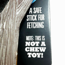 "Load image into Gallery viewer, The Sticks Dog Toy FetchStick Floating Recycled Rubber ""Baby Fetch"" by I AM DOG"