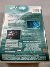 Load image into Gallery viewer, THE BLUE PLANET - SEAS OF LIFE COLLECTORS SET PARTS 1-4 DVD