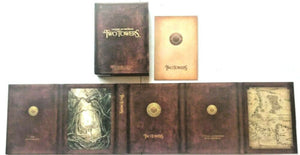 The Lord of the Rings Trilogy Special Extended DVD Edition Platinum Series Lot