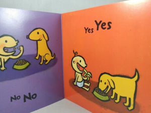 No No Yes Yes (Leslie Patricelli board books) by Leslie Patricelli