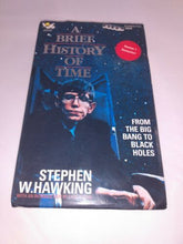 Load image into Gallery viewer, Stephen Hawking A Brief History Of Time Audiobook Read By Michael Jackson Tapes