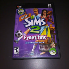 Cargar imagen en el visor de la galería, The Sims 2: FreeTime Expansion Pack - PC GAME - VERY GOOD