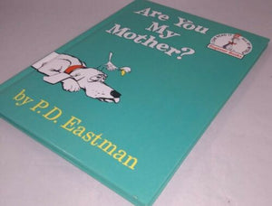 Vintage Are You My Mother Illustrated Children's Book 1960 PD Eastman Dr Seuss
