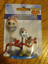 Load image into Gallery viewer, TOY STORY 4 Forky Mini Figure Disney Pixar NEW IN PACKAGE