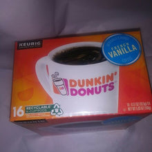 Load image into Gallery viewer, Dunkin' Donuts Decaf Coffee Keurig K-Cups 16 Ct ( Free Shipping )
