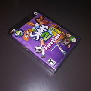 The Sims 2: FreeTime Expansion Pack - PC GAME - VERY GOOD