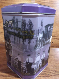 Milton S Hershey Building A Legacy Collectible Canister #3
