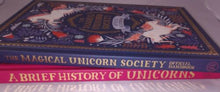 Load image into Gallery viewer, The Magical Unicorn Society Book Lot of 2 by Selwyn E. Phipps 1st Edition HC