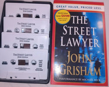 Load image into Gallery viewer, LOT OF 3 Audio Books On CASSETTE John Grisham Nicholas Sparks Nora Roberts