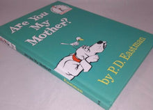 Load image into Gallery viewer, Vintage Are You My Mother Illustrated Children's Book 1960 PD Eastman Dr Seuss