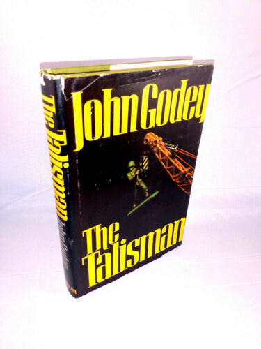 John Godey The Talisman BCE 1976 Edition Putnam
