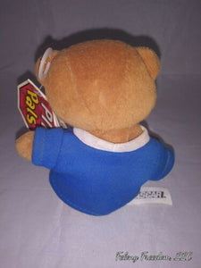 Nwt Nascar Pit Pals Dale Earnhardt #3 Small Bean Plush Bear R-18