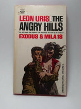 Load image into Gallery viewer, THE ANGRY HILLS Leon Uris SIGNET D 1879 War 6th Edition