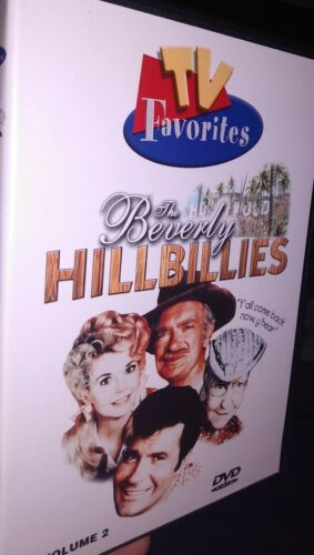 TV Favorites: Beverly Hillbillies (Volume 2) (DVD) NEW