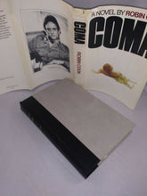 Load image into Gallery viewer, Robin Cook. Coma. 1977. Hardcover. BCE