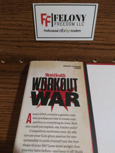 Men's Health Workout War: Lose Pounds, Gain Muscle, Destroy Your Opponents Cotta