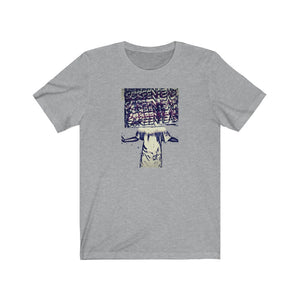 SILAS SCREENHEAD  Short Sleeve Tee