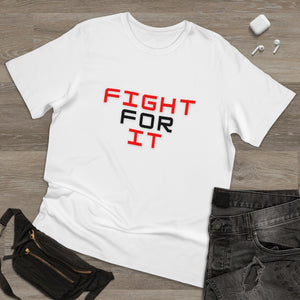 Fight For It LION Tee